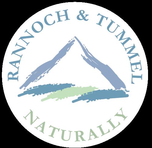 Visitor Information Loch Rannoch, Kinloch Rannoch and Loch Tummel in the middle of Scotland