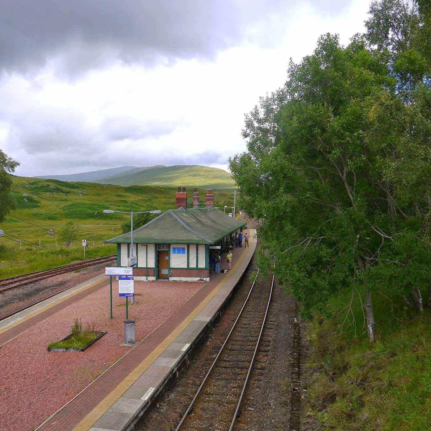 Rannoch Station Tearoom