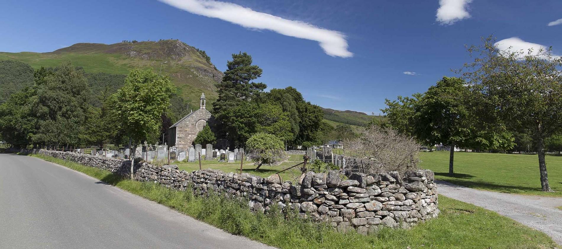 Old Church of Rannoch
